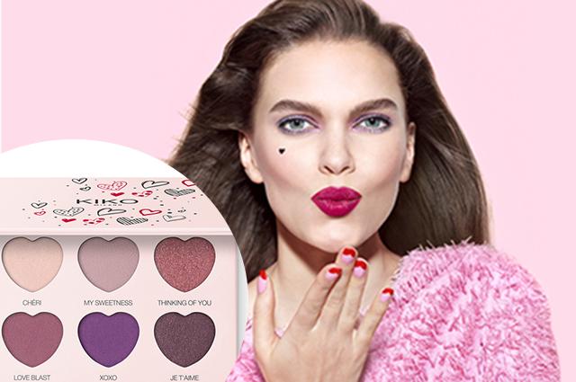 Wanted: коллекция Kiko Milano ко Дню святого Валентина