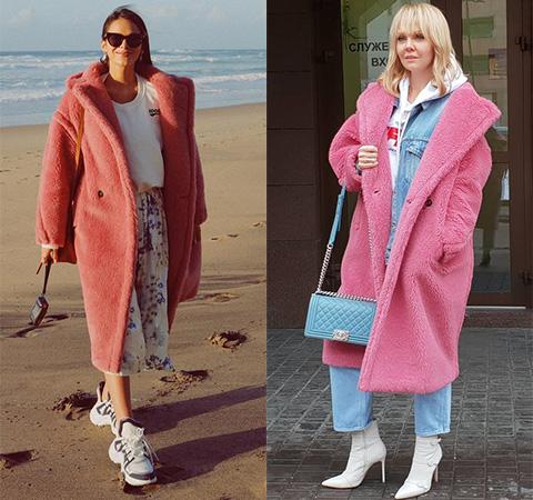 Модная битва: Бруна Маркезини против Валерии