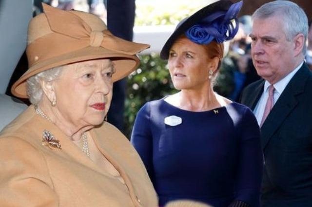 Стало известно, сколько получила Сара Фергюсон после развода с принцем Эндрю от королевы Елизаветы