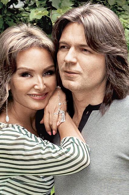 Елена и Дмитрий Маликовы