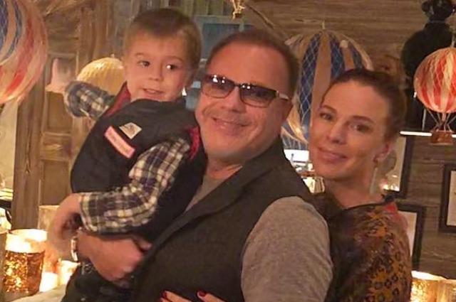 Наталья Подольская и Владимир Пресняков вместе с сыном проводят каникулы во Франции