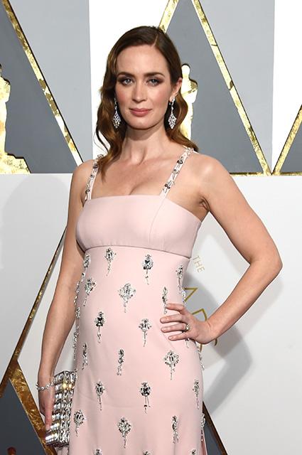 Не повод оставаться дома: как беременные актрисы становились самыми модными на «Оскаре»