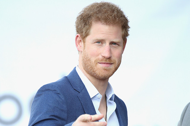 Принц Гарри поделился переживаниями относительно будущего отцовства