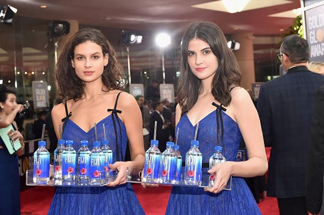 Fiji Water Girl с