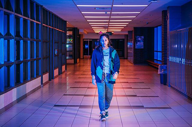Кадр из фильма Share