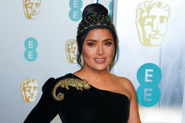 BAFTA-2019: Сальма Хайек, Кейт Бланшетт, Рами Малек, Рэйчел Вайс и другие на красной дорожке