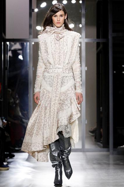 Неделя моды в Нью-Йорке: показы Carolina Herrera и Zimmermann сезона осень-зима 2019/2020