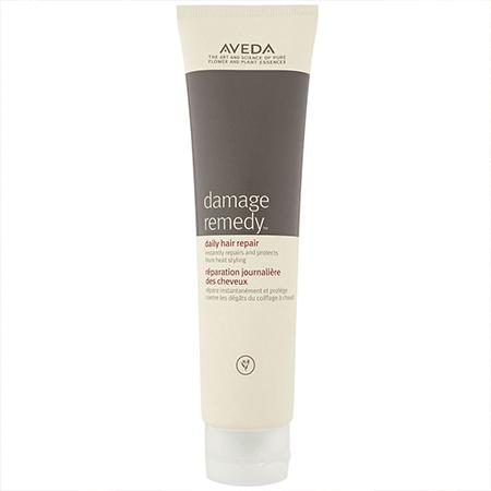 Несмываемый уход для восстановления волос из линейки Damage Remedy, Aveda
