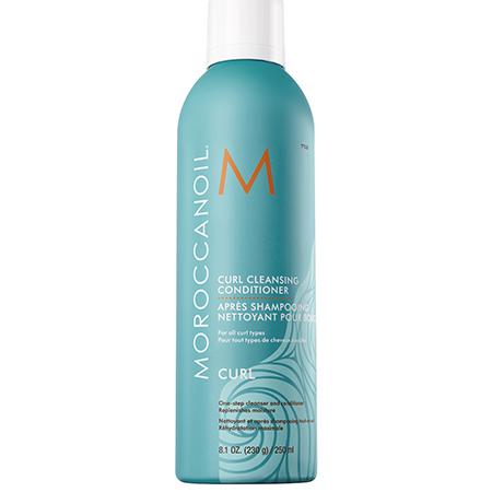 Очищающий кондиционер для кудрявых волос Moroccanoil Curl Cleansing Conditioner