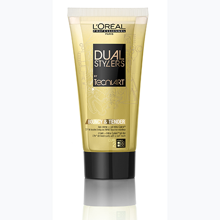 Крем-гель Bouncy & Tender, L'Oreal Professionnel