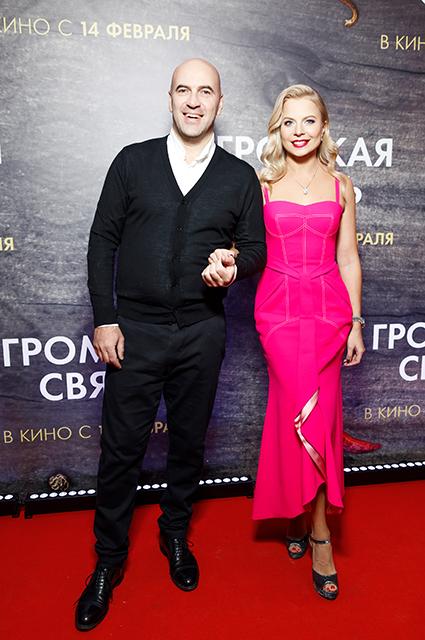 Ростислав Хаит с супругой