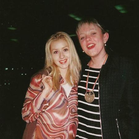 Кристина Агилера и Юлия Началова