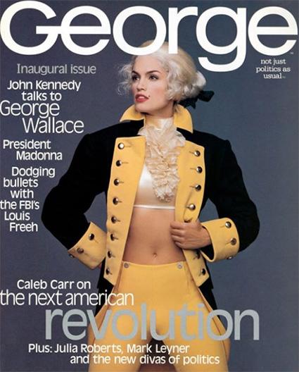 Минутка ретро: как Синди Кроуфорд стала звездой провокационной обложки политического журнала
