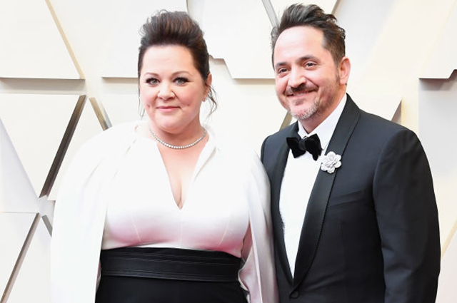 Оскар-2019: Мелисса Маккарти и Бен Фальконе на красной дорожке