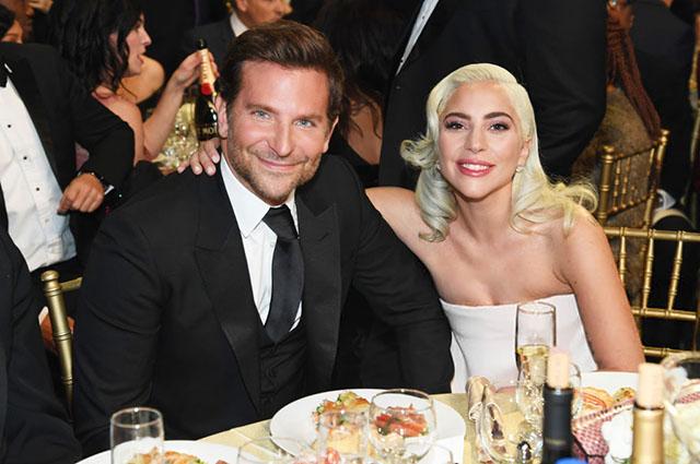 Леди Гага прокомментировала слухи о своем романе с Брэдли Купером
