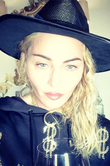 Мадонна, 60 лет