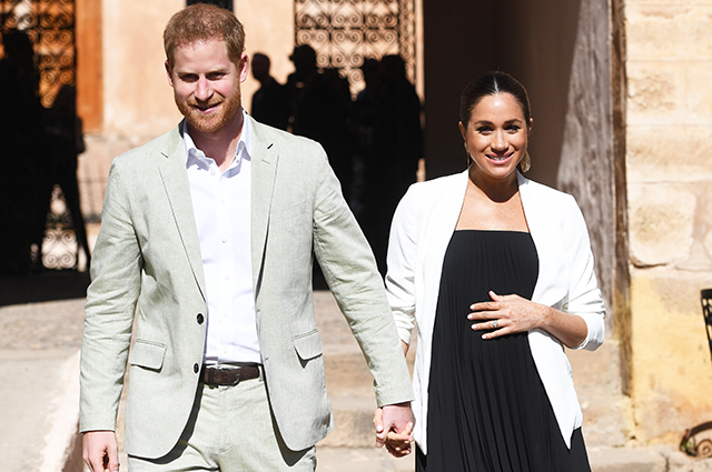 Меган Маркл и принц Гарри будут воспитывать будущего ребенка в отрыве от гендерных стереотипов