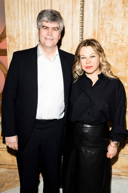 Маргарита и Сергей Пушкины