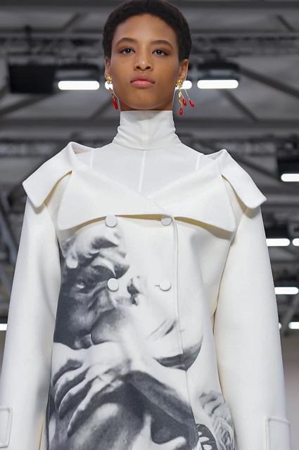 Неделя моды в Париже: Кайя Гербер, Оливия Палермо, Маша Федорова и другие на показе Valentino осень-зима 2019/2020