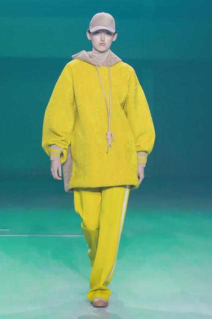 Неделя моды в Париже: беременная Кейт Мара, Бруклин Бекхэм и другие на показе Lacoste осень-зима 2019/2020