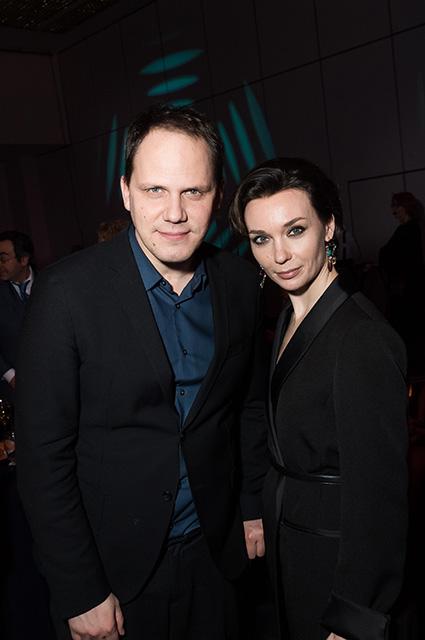 Антон Желнов и Евгения Милова