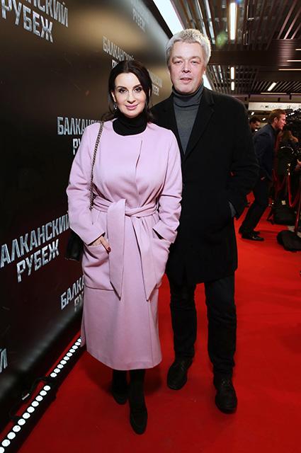 Екатерина и Владимир Стриженовы