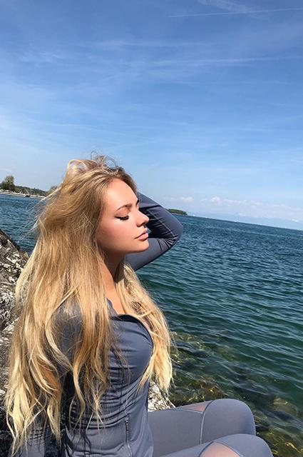 Лиза Пескова рассказала об отце, советах мамы, будущем и своей внешности