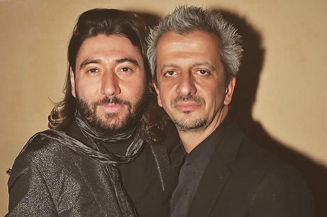 Михаил Друян и Константин Богомолов