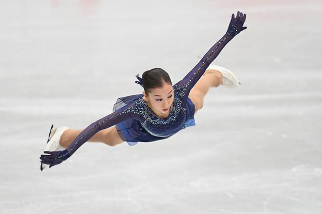 Алина Загитова стала чемпионкой мира по фигурному катанию