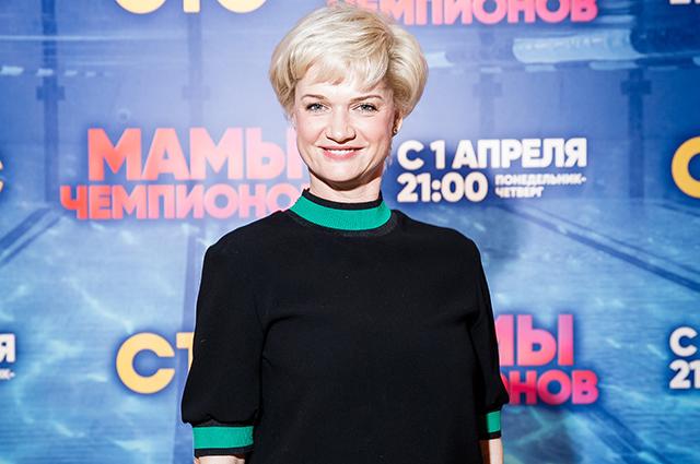 Светлана Хоркина, Екатерина Вилкова, Сабина Ахмедова и другие на премьере сериала