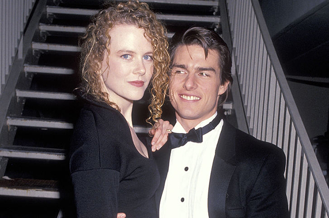 Том Круз запретил Николь Кидман появляться на свадьбе их сына