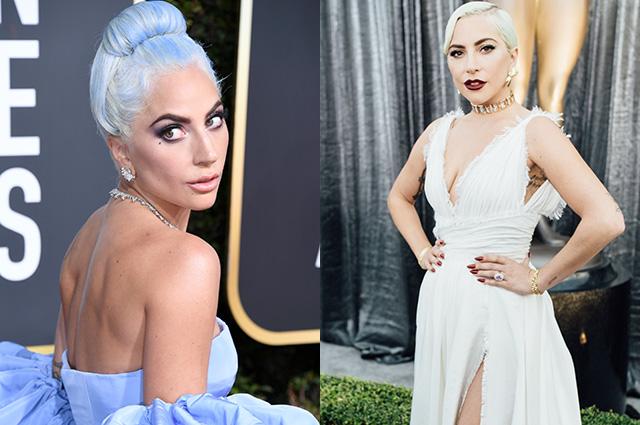 Ты ж Леди: Гага и ее модная трансформация во время промотура с Брэдли Купером
