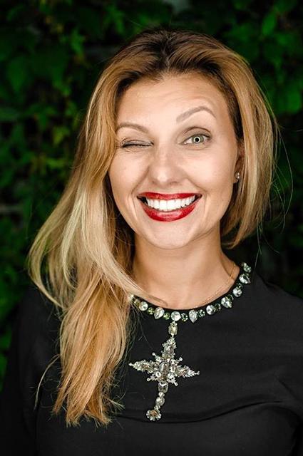 Елена Зеленская