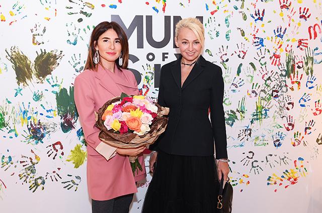 Стелла Аминова и Яна Рудковская