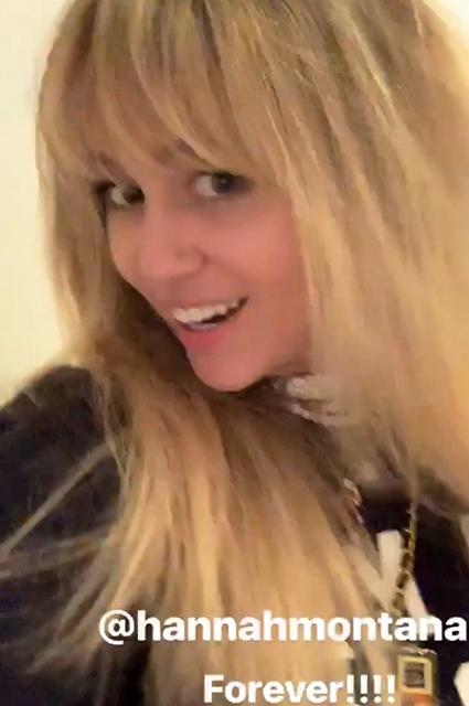 Ханна Монтана возвращается: Майли Сайрус сменила стрижку и цвет волос