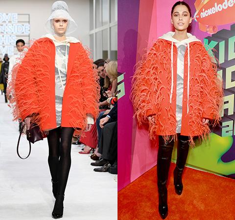 Модная битва: Кайя Гербер против Наоми Скотт