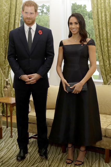 Принц Гарри отменил официальный визит в Амстердам из-за родов Меган Маркл