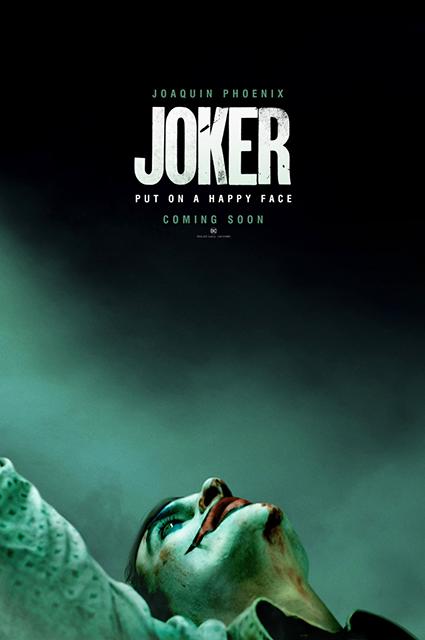 """Постер к фильму """"Джокер"""""""