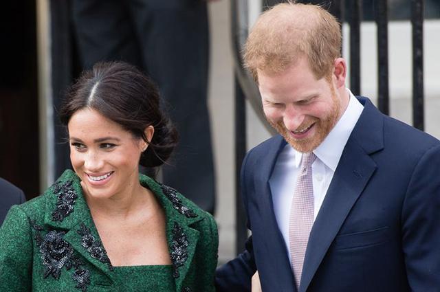 Меган Маркл и принц Гарри посетили гомеопатический магазин