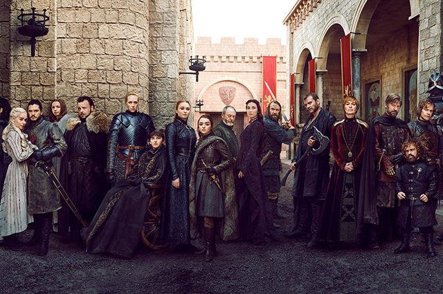 В сети появились новые постеры восьмого сезона «Игры престолов»