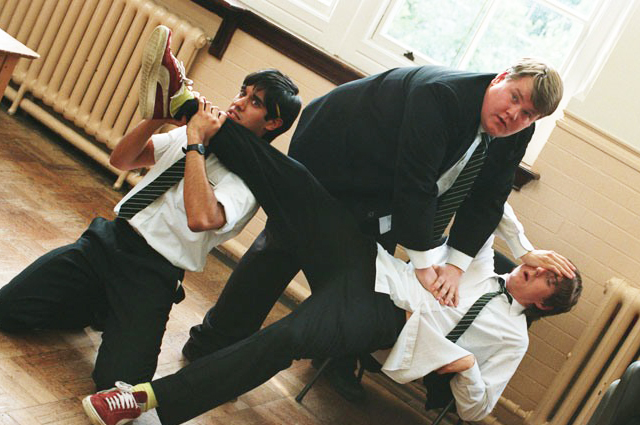 Джеймс Корден сетует, что режиссеры не дают полным актерам сниматься в постельных сценах