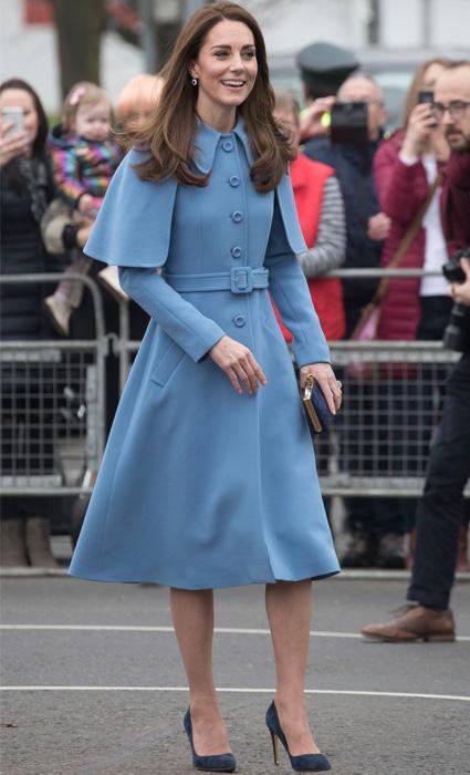 Королевская семья придумала правила для соцсетей, чтобы защитить Кейт Миддлтон, Меган Маркл и других членов