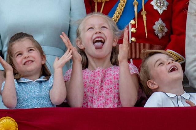 Самые младшие члены британской королевской семьи: семь правнуков королевы Елизаветы II