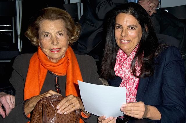 Франсуаза Бетанкур Майерс стала самой богатой женщиной в мире по версии Forbes