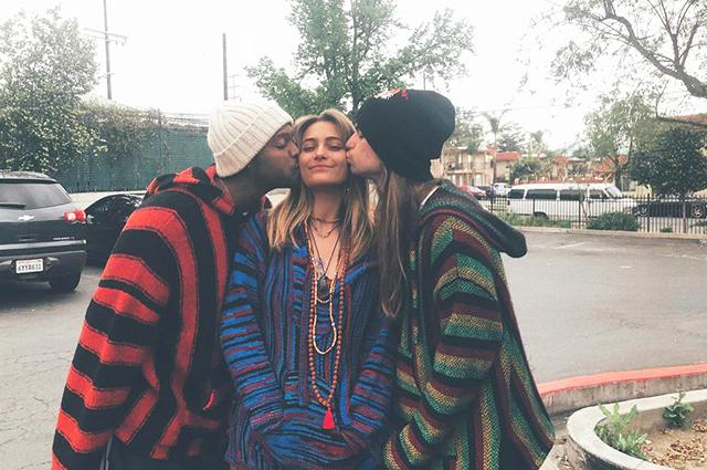Шопинг и поцелуи: Пэрис Джексон отпраздновала 21-летие с бойфрендом