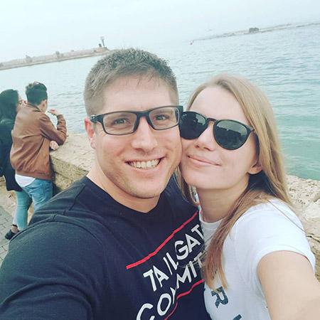 Алон Кафри и Валерия Тарасенко