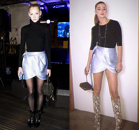 Модная битва: Светлана Ходченкова против Марины Руй Барбозы
