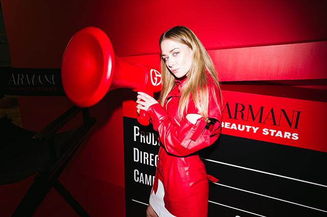 Паулина Андреева, Юлия Ковальчук, Андрей Малахов и другие гости вечеринки Armani Beauty Stars