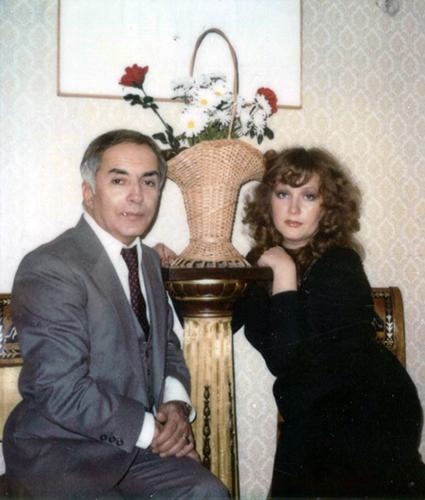 Константин Орбелян и Алла Пугачева