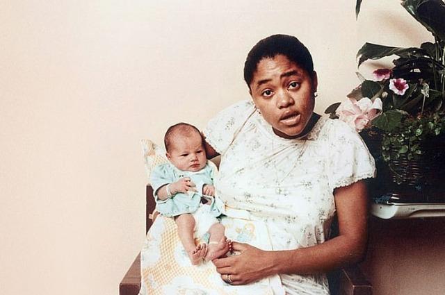 Меган Маркл с мамой